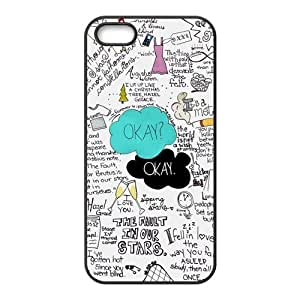 The Fault in Our Stars iPhone 4 4s Case - Okay? Okay iPhone 4s Cover ATR007053