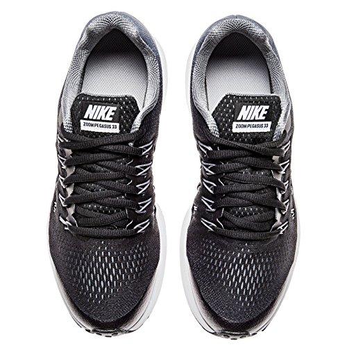 Nike Solarsoft Thong II (488160-090) Negro-Blanco-Gris