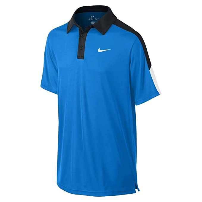 Nike Oberbekleidung Team Court Polo, Hombre, Team Court Polo Boys ...