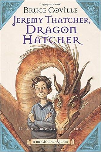 Book Jeremy Thatcher, Dragon Hatcher: A Magic Shop Book