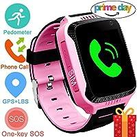 Smartwatch Tracker Activity Parents Birthday Advantages