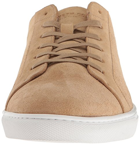 Kenneth Cole New York Mens Kam Sneaker Cammello In Pelle Scamosciata