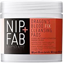 Nip + Fab Dragons Blood Fix Cleansing Pads, 2.7 Ounce