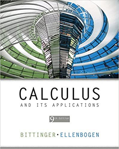 Amazon calculus mathematics books calculus and its applications 9th edition fandeluxe Gallery