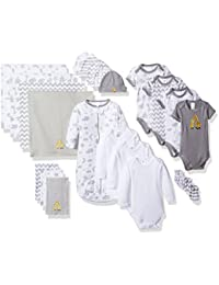 Baby Boys' Newborn 23-Piece Essential Baby Layette Set