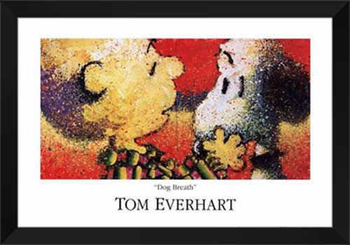 Where to find tom everhart dog breath?