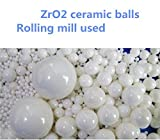 1KG Zirconia beads milling grinding ball , ZrO2 ceramic balls Zirconia balls used for Planetary mill Agitating mill roller mill Sanding mill machine (3 mm)