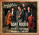 Classic CD, Yo-Yo Ma/Stuart Ouncan/Edgar Meyer/Chris Thile - The Goat Rodeo Sessions [CD+DVD eluxe Edition][002kr]