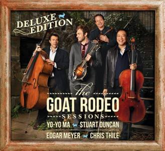 Music : Classic CD, Yo-Yo Ma/Stuart Ouncan/Edgar Meyer/Chris Thile - The Goat Rodeo Sessions [CD+DVD eluxe Edition][002kr]