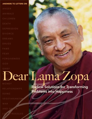 Radical Solution (Dear Lama Zopa: Radical Solutions for Transforming Problems into Happiness)