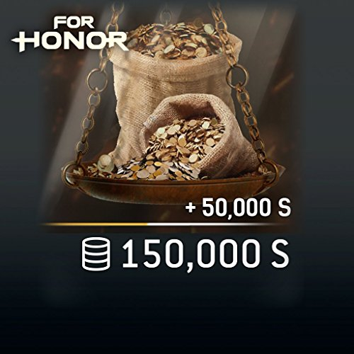 For Honor: 150 000 Steel Credits Pack - PS4 [Digital Code] by Ubisoft