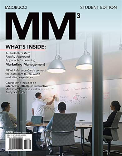 MM3 (with CourseMate Printed Access Card) (Engaging 4LTR Press Titles in Marketing)