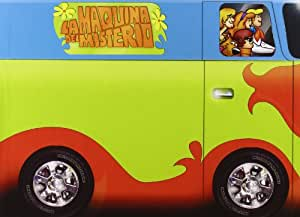 Furgoneta Scooby Doo: La Máquina Del Misterio [DVD]