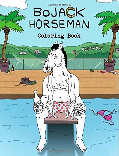 BoJack Horseman Coloring Book