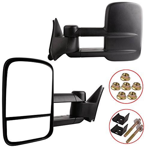 01 gmc tow mirrors - 7