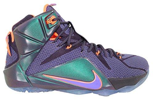 Scarpa Da Basket Nike Uomo Lebron James 12 (11.5, 684593-583)