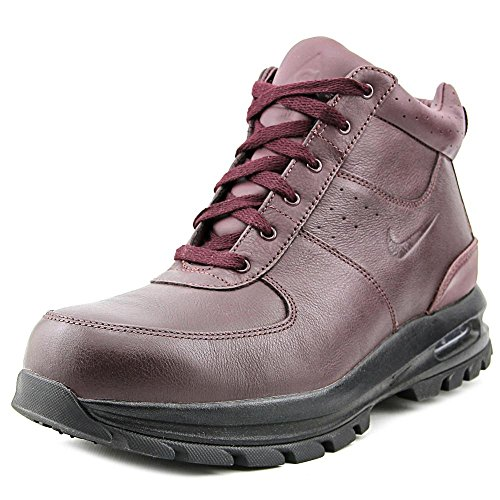 Nike Men's Air Max Deep Burgandy Goaterra Boot, Size: 10