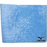 MIZUNO(ミズノ) スイムタオル 吸水速乾タオル(薄型) 高吸水 セーム タオル N2JY5010 プール 水泳