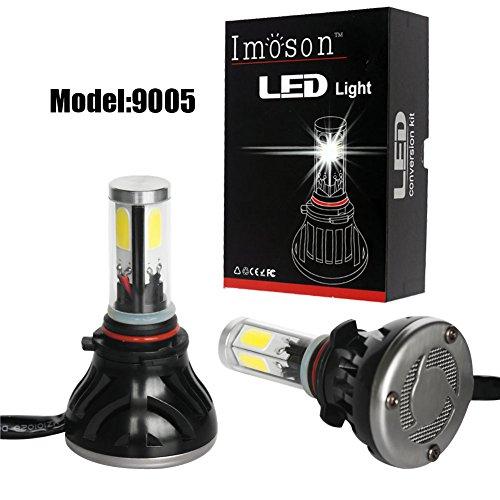best imosontec 9005 g5 6000k led headlights bulbs for cars super bright headlight bulbs. Black Bedroom Furniture Sets. Home Design Ideas