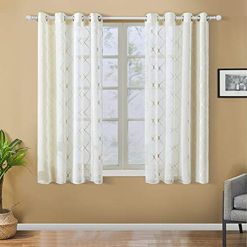 Top Finel Curtains Embroidered Diamond product image