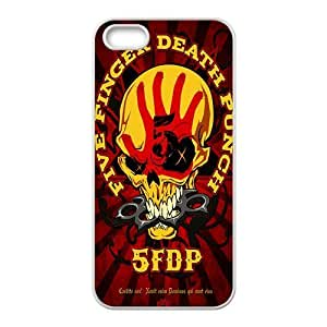 More Like Five Finger Death Punch Phone Case for iPhone 5S Case