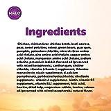 Halo Grain Free Natural Wet Cat Food - Premium and