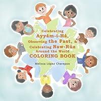 COLORING BOOK - Celebrating Ayyam-i-Ha, Observing the Fast