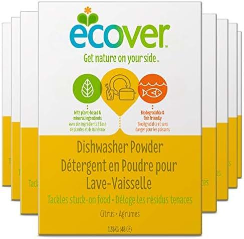 Dishwasher Detergent: Ecover