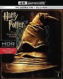 Harry Potter Sorcerer's Stone (UHD/BD) [Blu-ray]