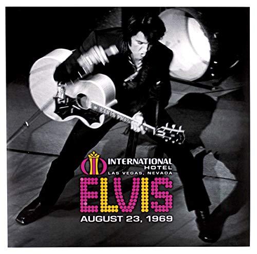 (Live At The International Hotel Las Vegas, Nv August 23, 1969 (2Lp/150G/Dl Code/Gatefold) (Rsd))