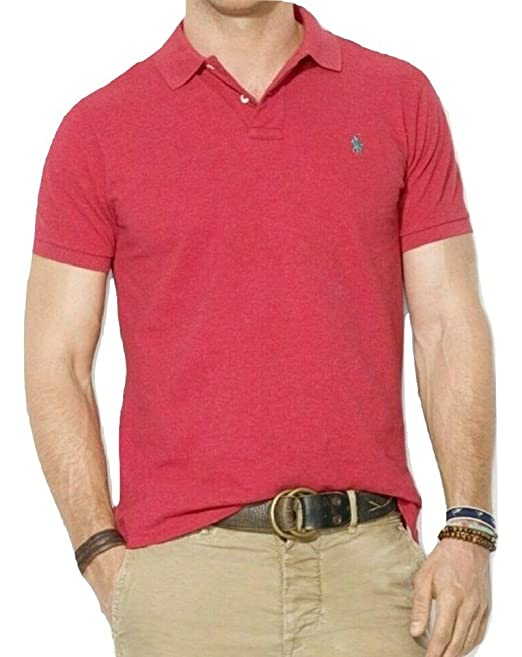fdd237071286b4 Ralph Lauren 11717-Polo Uomo Flame Heather M