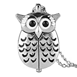 Pocket Watches Night Owl Pocket Watch, Cartoon