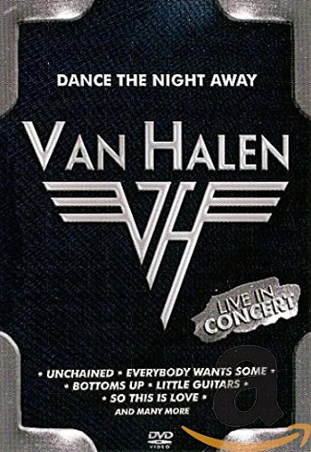 Van Halen -Dance The Night Away [DVD]