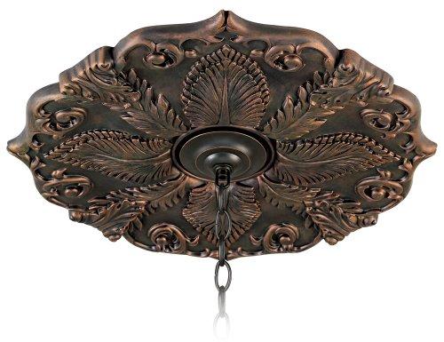 Fern Leaf Lamp (Classic Roman Bronze 24