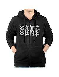 Men Suicide Silence Band Fashion Zip Hoodie