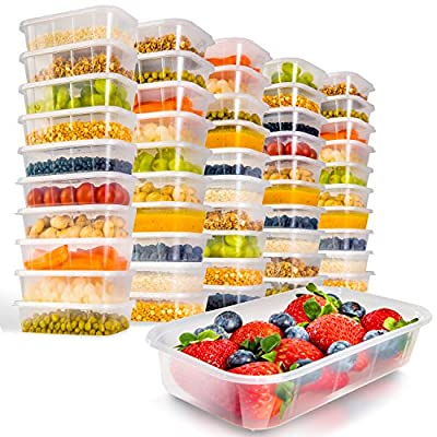 Prep Naturals Food Storage Containers