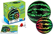 Watermelon Ball – The Ultimate Swimming Pool Game - Toy of The Year Finalist & The Original Ball That Fill