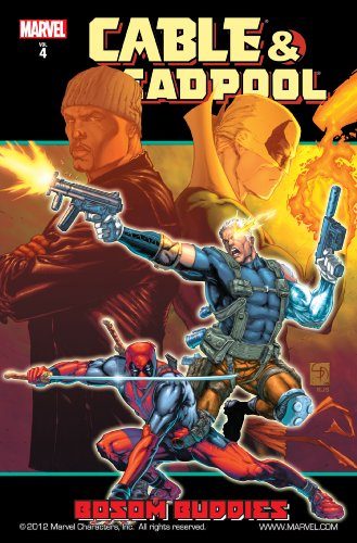 Cable & Deadpool Vol. 4: Bosom - 4 Fabian