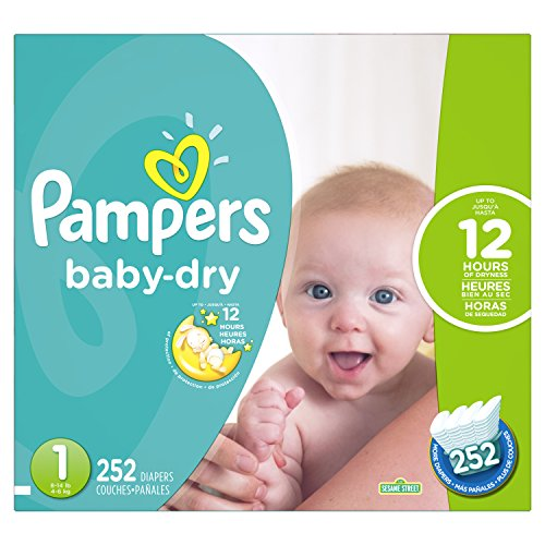pampers cruisers size 1 - 2