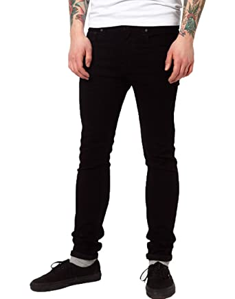 WeSC Alessandro men's 5 pocket Jeans HF Black, taille 27
