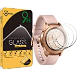 Jasinber 3-Pack Mica Cristal Templado Protector de Pantalla para Samsung Galaxy Watch (42 mm)