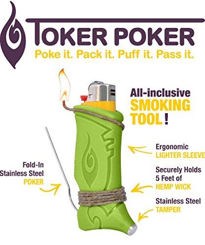 Toker Poker Lavender