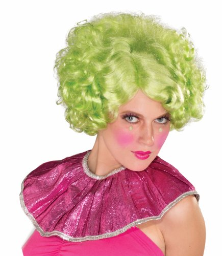 Costume Games Hunger Capitol (Noble Women Green Wig)