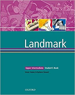 Landmark: Students Book Upper-intermediate level