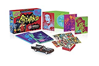 Batman: The Complete TV Series (Limited Edition) [Blu-ray] (B00LW7B0I6) | Amazon Products