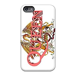 High Quality Mobile Covers For Iphone 6 With Support Your Personal Customized Beautiful Metallica Image LauraFuchs