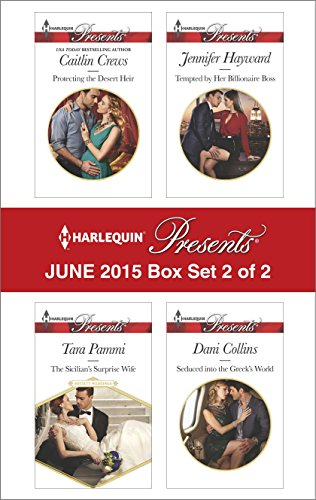 book cover of Harlequin Presents June 2015 - Box Set 2 of 2