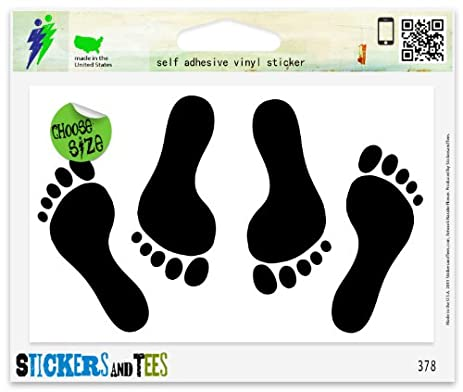 Amazon Happy Feet Sex Symbol Vinyl Car Bumper Window Sticker 10