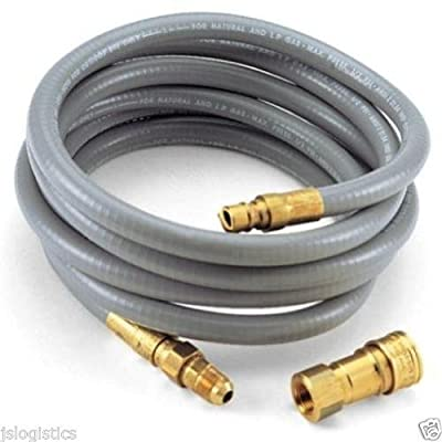 Char-Broil Tank Quick-Connect Kit Connector hose for outdoor grill propane tank .#GG4346 43ETR98-Y810683