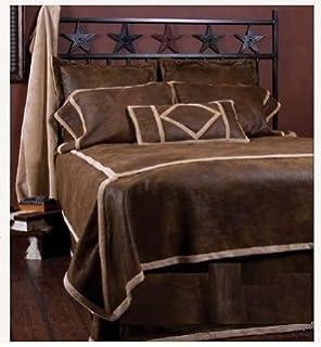 wyoming king bedding comforter - Alaskan King Bed